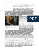 Forbs India Article on Prostitution