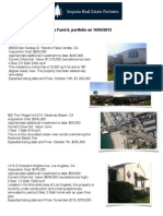 PVOF II Portfolio Oct 2013