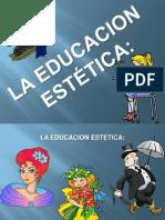 La Eduación Estética
