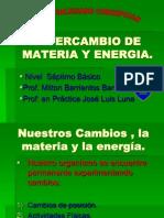 Inter Cambio Materia Energia