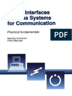 Digital Interfaces and Bus Systems for Communication-Practical Fundamentals FAS603gb