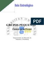 Enunciados Casos Prácticos Cadena de Valor para clase 2012_13