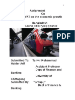 Report on Public Finance