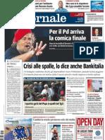 Il Giornale 13 luglio 2009 p01