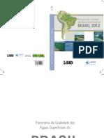 Panorama Qualidade Aguas Superficiais BR 2012