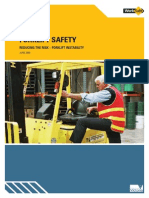 Forklift Stability