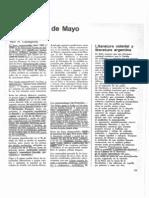 Castagnino, Raúl - La literatura de mayo OCR