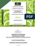 LÓGICA 12°-2013