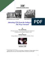 FDI Paper Latest