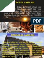 Teknologi Laminasi Bambu II 2012