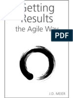Getting Results the Agile Way a Personal Results