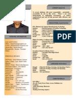 Resume of Ataur