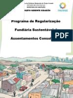 Projeto Gerente Cidadão Eixo Habitação Reg Fund