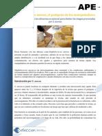 Lectura Del Curso de Manipulacion de Alimentos - Agosto 2012
