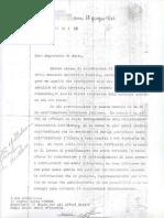 Lettera Di de Gasperi a James Byrnes. 18-VI-1946