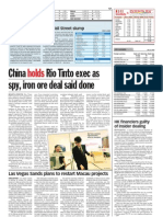 thesun 2009-07-09 page17 china holds rio tinto exec as spy iron ore deal said done