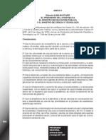 Decreto 31900 MICIT-MEP Ferias de Ciencias y Tecnología