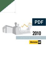 FCAT Reporte Sostenibilidad 2010 FINAL