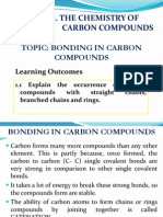 01(1.1)Bonding in Carbon Compounds