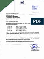 Surat PP