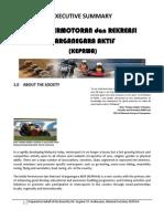Executive Summary - Keprwa - Draft Version 3
