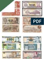 Billetes de Honduras