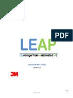 LEAP User Manual
