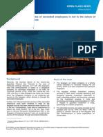 KPMG Flash News - Temasek Holdings Advisors (I) P Ltd
