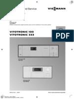 Vitotronic 100 333 m1 Gb
