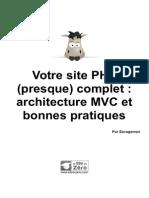88620 Votre Site Php Presque Complet Architecture Mvc Et Bonnes Pratiques