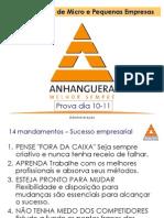 Administração de PMEs