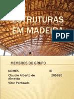 Estruturas Em Madeira