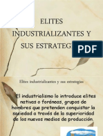 Elites Industrializantes