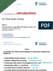 Lecture01-Intro to Module Autumn 2013-14