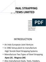 National Strapping Systems Limited