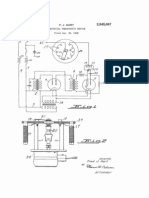 Electrical Therapeutic Device