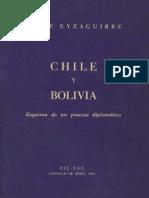 11 - Jaime Eyzaguirre - Chile y Bolivia