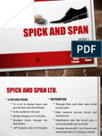 Spic and Span - PPBM
