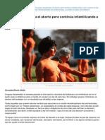 Pikaramagazine.com-Uruguay Despenaliza El Aborto Pero Contina Infantilizando a Las Mujeres