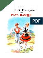 Pierre et Françoise 18 Pierre et Françoise au Pays basque C Fontugne