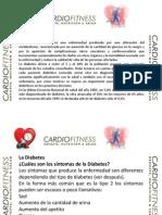 Presentacion Cardiofitness La Diabetes
