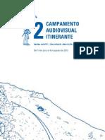 2do Campamento Audiovisual Itinerante. Cuaderno de Trabajo