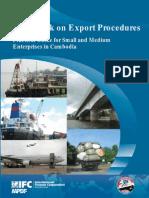 Handbook Export Prodcedure Eng