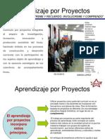 Enfoque Curricular Por Proyectos