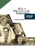 B 2 Spirit of Innovation