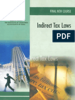 Indirect Tax Laws (New)