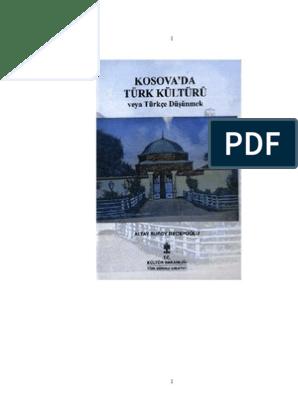 Kosova Da Turk Kulturu