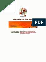 Phoenix by Md. Jafar Iqbal[Science Fiction]