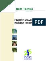 NT 94 - Partido Indigena No Brasil