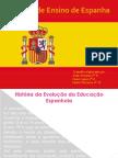 Sistema Ensino de Espanha